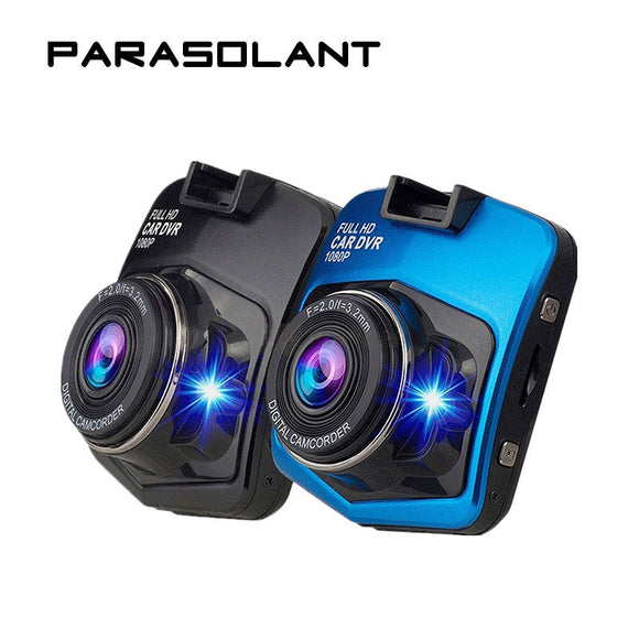 PARASOLANT Car Dashcam -  1080P w/ Night Vision