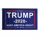Trump 2020 KEEP AMERICA GREAT Flag (3x5 FEET)
