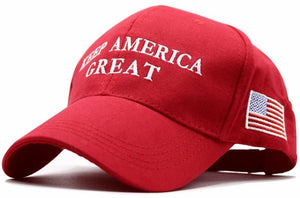 Red Keep America Great Hat