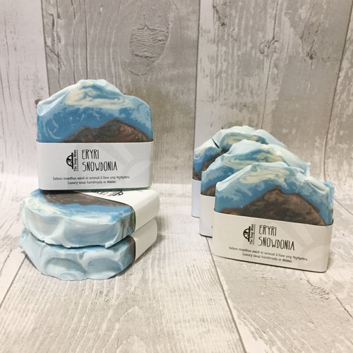 Eryri Soap Bar