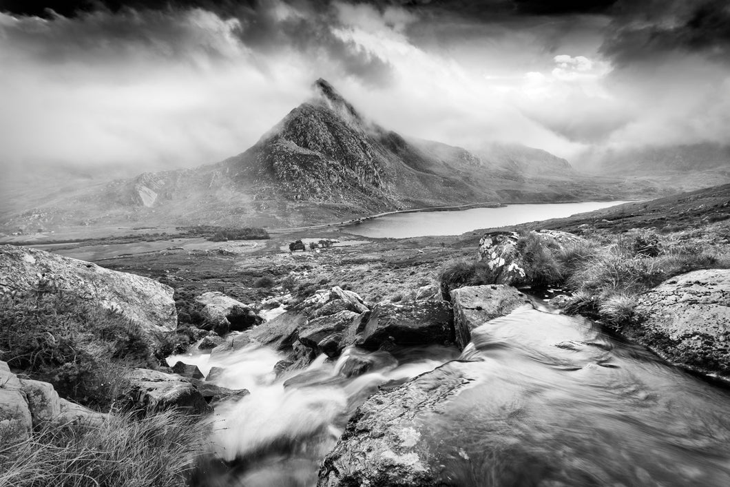 Tryfan and Llyn Ogwen