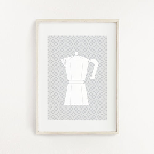 Coffee Pot Print