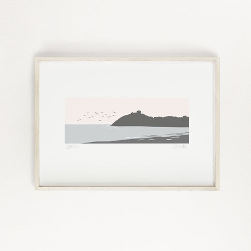 Cricieth Print