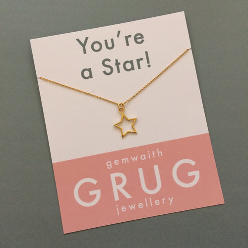 'You're a Star!' Necklace