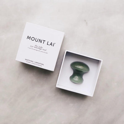 A De-Puffing Eye Massage Tutorial - Mount Lai x Glow Recipe