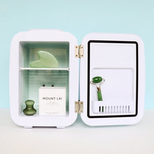 Beauty Igloo x Mount Lai Skincare Fridge Set in Jade