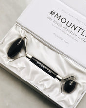 The Warming Black Obsidian Facial Roller
