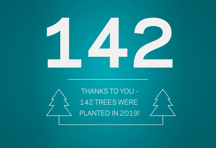 PLANTED TREES IN 2019
