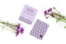 WILDFLOWER SEED TABS - Two Booklets