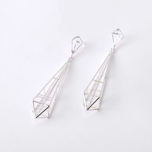 PRISM CHANDELIER EARRINGS