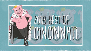 Shake It Update 4/06/18: New Releases & Record Store Day News; Best of Cincinnati!