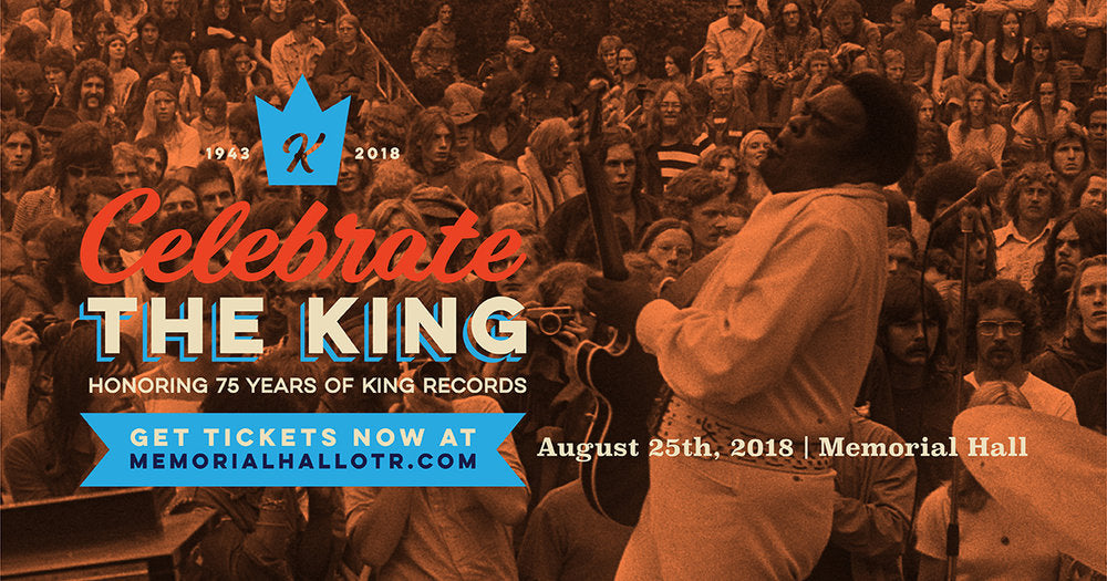 Shake It Update 8/23/18: Celebrate The King Event; New From DeVotchKa, Blood Orange, Devil Makes Three