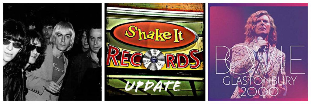 Shake It Update 11/29/18: New 1975, Jeff Tweedy, Neil Young, David Bowie; Seymour Stein Event Saturday