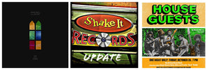 Shake It Update 10/19/18: New Greta Van Fleet, Jason Isbell; House Guests & Bootsy Collins Birthday Event
