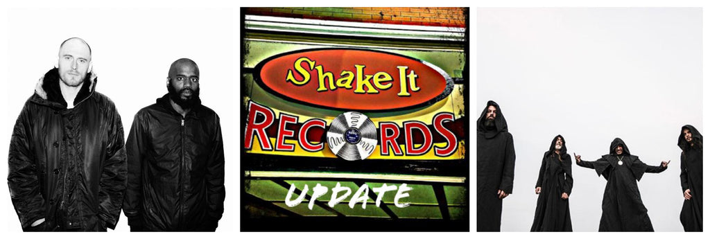 Shake It Update 8/10/18: New Death Grips On CD; Vinyl Reissues From Sunn 0))) & Tom Waits