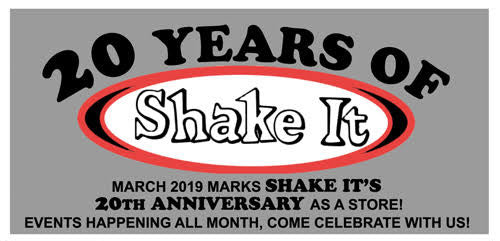 Shake It Update 3/07/19: Soul Step Records In-Store; New Weezer; Reissues From Brainiac & Neil Young