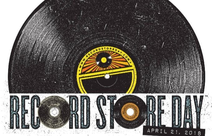 Shake It Update 4/20/18: RECORD STORE DAY is Saturday!
