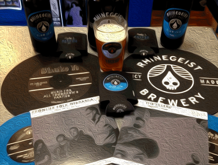Record Store Day Rhinegeist Collaboration