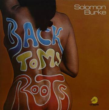 Solomon Burke - Back To My Roots LP  RSD 2020 Drop #2