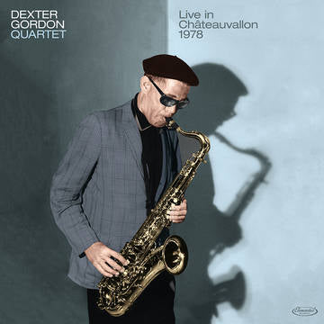 Dexter Gordon Quartet Live In Châteauvallon - 1978 LP RSD 2020 Drop #3