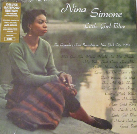Nina Simone - Little Girl Blue  LP Ltd. Ed w/ 3 Bonus Tracks
