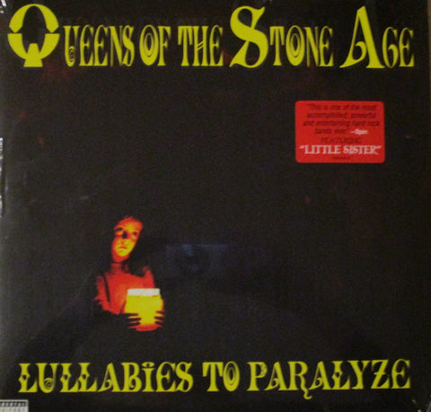 Queens of The Stone Age - Lullabies To Paralize 2 LP