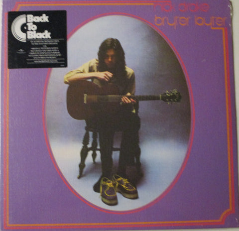 Nick Drake - Bryter Layter LP UK/EU Import Pressing w/ Textured Cover
