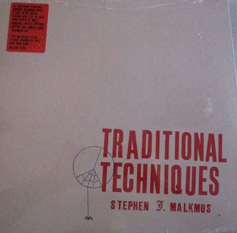 Stethen Malkmus - Traditional Techniques LP