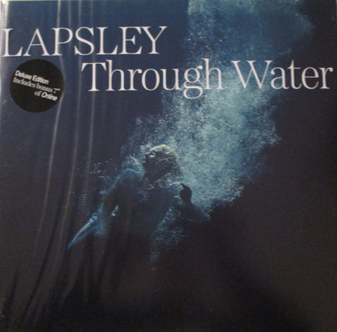 "Lapsley - Through Water LP + 7"" Deluxe Edition"