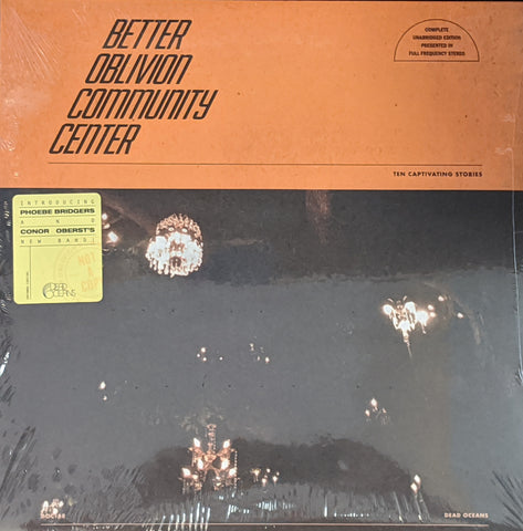 Better Oblivian Community Center - S/T LP