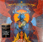 Mastodon - Blood Mountain LP Ltd. Colored Vinyl