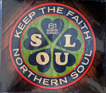 V/A Keep the Faith Northern Soul 61 Allniter Classics 3 CD