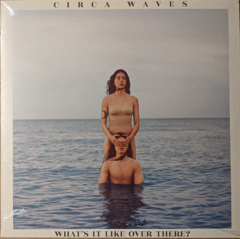 Circa Waves - What's It Like Over There> LP Ltd Orange Vinyl UK Import