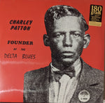 Charley Patton - Founder of the Delta Blues 2 LP 180 gram