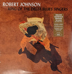 Robert Johnson - King of the Delta Blues 2 LP 180 gram HQ Vinyl Gatefold