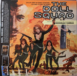 Nicholas Carras - The Doll Squad OST LP + DVD Ltd Green Vinyl