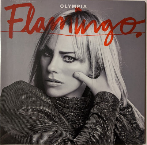 Olympia (Olivia Bartley) - Flamingo LP