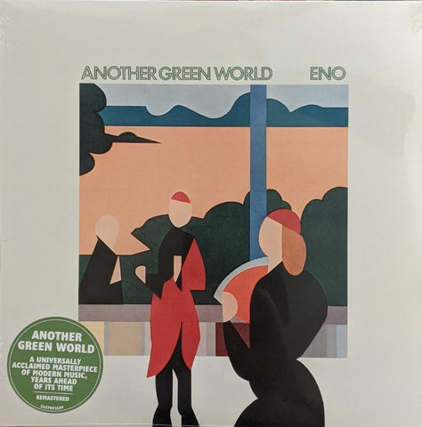 Brian Eno - Another Green World LP remastered