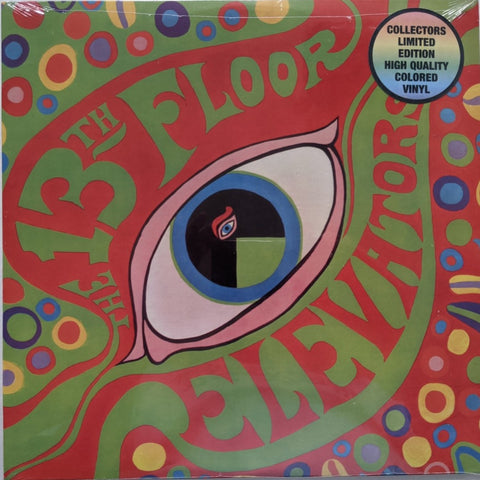 13th Floor Elevators - Psychedelic Sounds of ... LP Ltd Red Vinyl