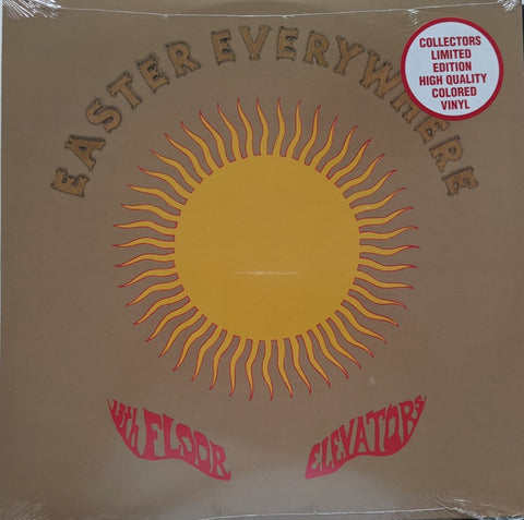 13th Floor Elevators - Easter Everywhere LP Ltd Red Vinyl