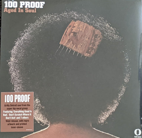 100 Proof - Aged In Soul LP UK Import