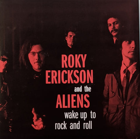 Roky Erickson - Wake Up To Rock and Roll  7""