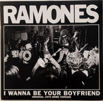 Ramones - I Wanna Be Your Boyfriend (1975 Demo) 7""