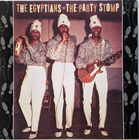 Egyptians - Party Stomp 7""