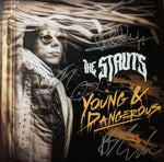 The Struts - Young & Dangerous LP SIGNED