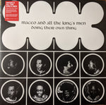 Maceo & All The King's Men - Doing Their Own Thing LP UK import
