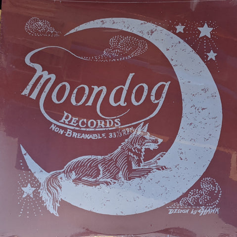 Moondog - Snaketime Series LP