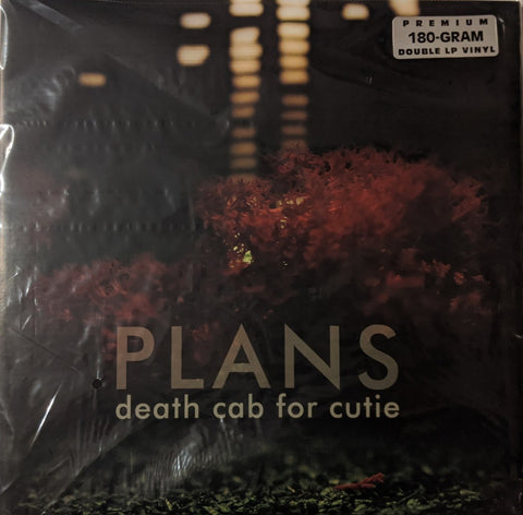 Death Cab For Cutie - Plans 2 LP 180 gram + bonus track