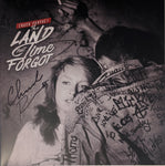 Chuck Prophet - Land That Time Forgot LP SIGNED