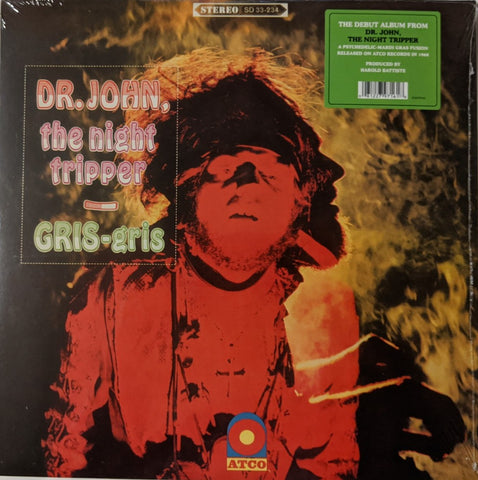 Dr. John , The Night Tripper - Gris- Gris LP UK/EU Import